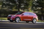 2017 Kia Niro Hybrid Crossover Utility Vehicle Debuts At Chicago Auto Show