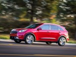 2017 Kia Niro hybrid 'crossover' wagon priced from $23,800