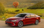 Kia's Georgia plant is making a Super Bowl-sized run of Optimas