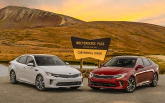 Hyundai Sonata vs. Kia Optima: Compare Cars