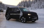2017 Kia Soul Spy Shots