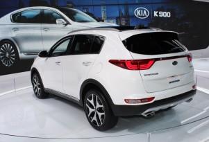 2017 Kia Sportage Preview Video