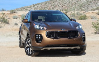2017 Kia Sportage video road test