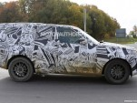 2017 Land Rover Discovery spy shots - Image via S. Baldauf/SB-Medien