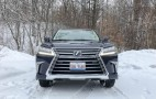 2017 Lexus LX 570: The luxobarge value?