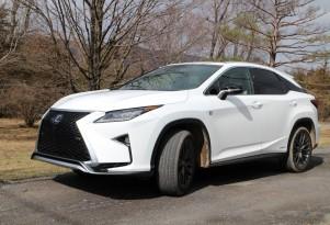 2017 Lexus RX 450h hybrid gas mileage review