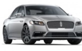 Uber & Lyft, 2016 Ford Focus, 2017 Lincoln Continental: What's New @ The Car Connection