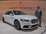 2017 Lincoln Continental Preview
