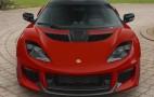 Lotus Evora 400 lightweight options drop curb weight to 3,060 pounds