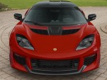 2017 Lotus Evora 400 with Carbon Pack