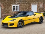 2017 Lotus Evora Sport 410 (European spec)