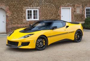 2017 Lotus Evora Sport 410 (European spec)