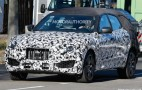 2017 Maserati Levante Spy Shots And Video