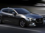 2017 Mazda 3 debuts with new look, improved dynamics