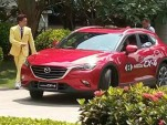 New Mazda CX-4 leaked