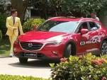 New Mazda CX-4 leaked