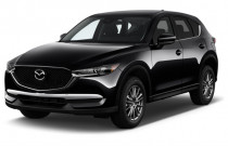 2017 Mazda CX-5 Sport FWD Angular Front Exterior View