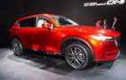 2017 Mazda CX-5 debuts with new look, promised diesel