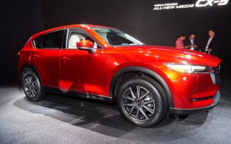 2017 Mazda CX-5 video preview: 2016 LA Auto Show