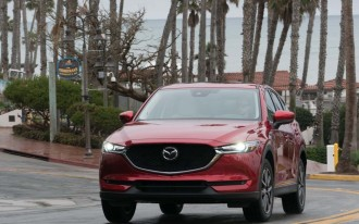 2017 Mazda CX-5 driven, New Enzo Ferrari movie, 2017 Hyundai Ioniq driven: What's New @ The Car Connection