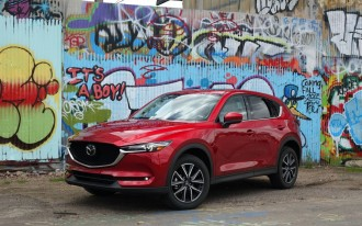 2017 Mazda CX-5 Grand Touring first drive