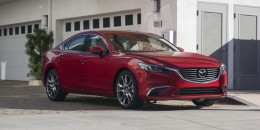 2017 Mazda 6 priced from $22,780