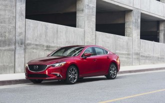 Mazda 6 sees chassis, interior enhancements for 2017