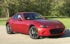 2017 Mazda MX-5 Miata RF first drive review: the Miata coupe (targa?) we've always wanted