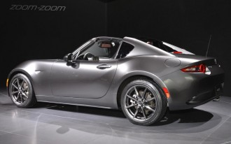 2017 Mazda MX-5 Miata RF video preview