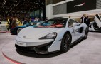 McLaren's most practical car is the 570GT: Live photos and video