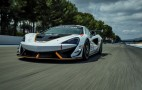 McLaren adds track-focused 570S Sprint to Sports Series range
