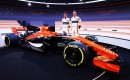 2017 McLaren MCL32 Formula One race car