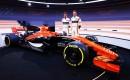 2017 McLaren MCL32 Formula One race car