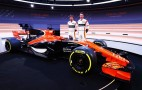 McLaren orange makes return on team's 2017 F1 car