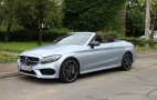2017 Mercedes-Benz C-Class Cabriolet first drive review
