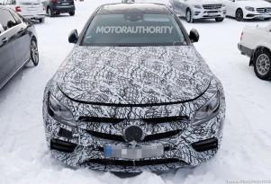 2017 Mercedes-AMG E63 spy shots - Image via S. Baldauf/SB-Medien
