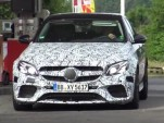 2017 Mercedes-AMG E63 spy video