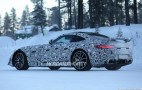 2017 Mercedes-AMG GT R Spy Shots