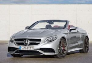 2017 Mercedes-AMG S63 4Matic Cabriolet Edition 130