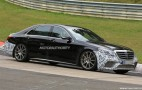 2018 Mercedes-AMG S63 spy shots