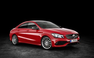 Mercedes-Benz CLA250 vs. Buick Verano: Compare Cars