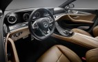2017 Mercedes-Benz E-Class Interior Revealed, All-Glass Dash Display: Video