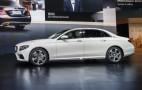 Long-wheelbase Mercedes-Benz E-Class launches in China