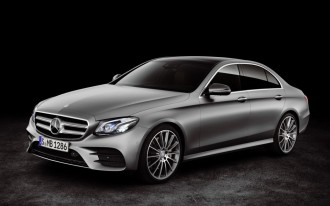 2017 Mercedes-Benz E-Class Preview Video