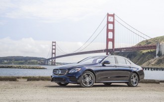2017 Mercedes-Benz E-Class: Best Car to Buy Nominee