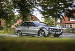 2017 Mercedes-AMG E43 first drive
