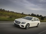 2017 Mercedes-Benz E-Class Wagon first drive review