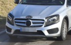 2017 Mercedes-Benz GLA Spy Shots