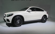 2017 Mercedes-Benz GLC Coupe, 2016 New York International Auto Show