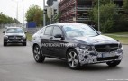 2017 Mercedes-Benz GLC Coupe Spy Shots